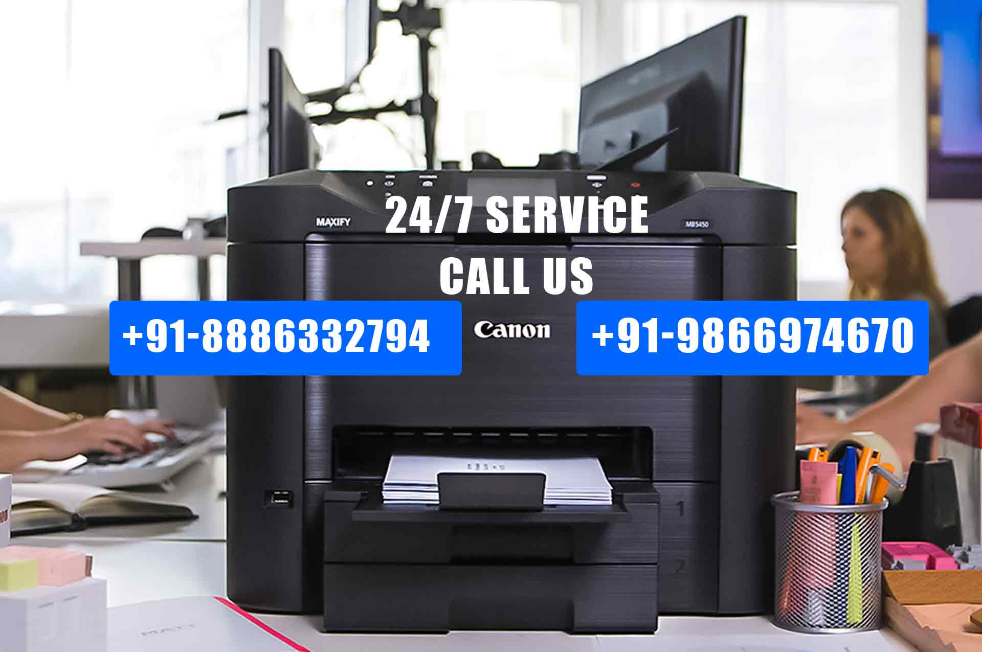 canon athorised printer service center in hyderabad kukatpally